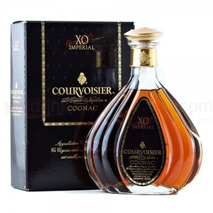 Cognac Courvoisier XO Satin Giftbox - 35cl imperial exclusive