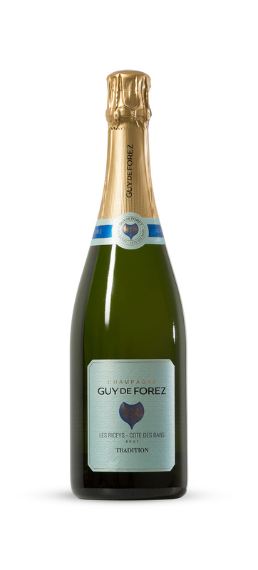Champagne Guy de Forez Brut Tradition kopen