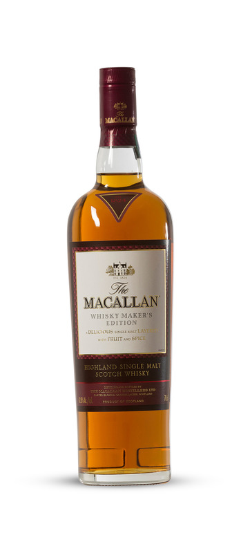 Whisky The Macallan Maker's Edition kopen
